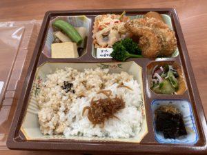 千円のお弁当